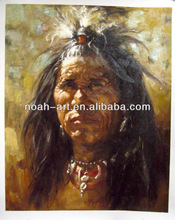 indian artists impressionist people oil painting