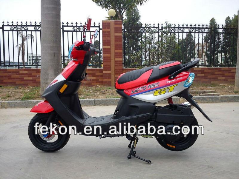 Guangzhou Fekon 2014 new style gas scooter