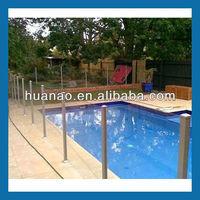 aluminum glass pool fence,aluminum and glass railings,glass deck rail