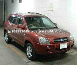 Hyundai Tucson JM 4WD Korean Used Car