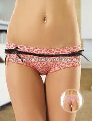 pink flower panties
