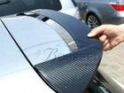 Golf 6 carbon spoiler rear wing for VW Golf 6