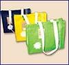 azo free dyed cotton canvas shopping bag