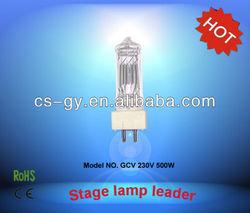 halogen bulbs 500W GY9.5 T 18