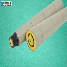 Plastic Single sprocket tapered conveyor roller