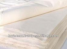 cotton grey plaid fabric ( 30 Cotton x 12 Open end 142 x66 )