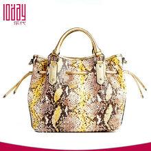 2014 fashion animal pattern lady genuine leather hand bag bags