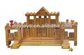 2013 novas crianças de madeira Building Block brinquedos educativos de berçário