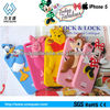 Promotion 3D custom design phone case with Disney license silicone Iphone case