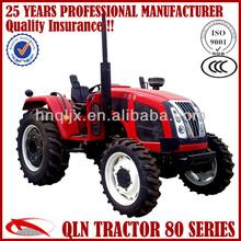 Manufacturer Henan QLN704 4wd 70hp YTO diesel engine price of tractor