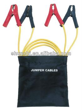 Jumper Cables With Nylon Bag 8 Feet