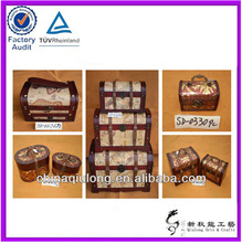Antique Bulk Wooden Box for Decorating Wholesale