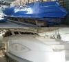 Fiberglass tooling for 85 ft. 2 1/2 Deck Motor Yacht