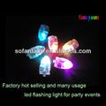 la decoración de la fiesta de las luces led para el globo