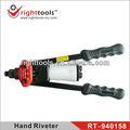 Derecho herramientas rt-940158 remachadora de mano profesional