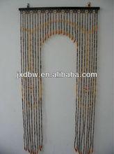 New Design Hanging Room Divider Wooden Curtains For Living Room
