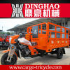 gasoline powered cargo motorcycle with special motorcycle cargo box