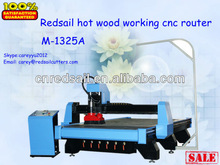 Wireless Handwheel Wood CNC Router with Rotary tools