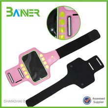 Custom elastic soft neoprene armband cases,weighted armband,sport armband
