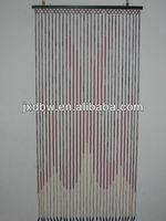X'mas Design Handmade Bamboo Beaded Door Curtain