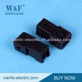 Auto dj7023-3.5-11 schwarz 2 pin stecker gehäuse