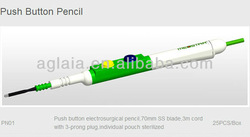 ISO CE FDA 510(k) Diathermy Pencil (sc)
