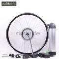 Motorlife/oem de marca de suministro directo de fábrica de las bicicletas eléctricas bicicletas kits