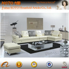 China furniture italy leather sectional sofa