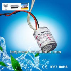 KI-04350-A Constant Current 1W IP67 small led driver 350ma