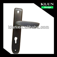cheap zinc panel door Handles and locks K 15