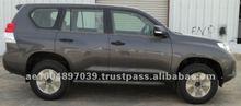 NEW CAR TOYOTA PRADO 3.0L DIESEL 4X4 MANUAL TRANSMISSION