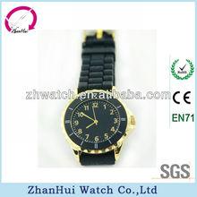 Brand quality unique ball second hand design fake diamond watch