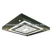Passenger lift parts: lift ceiling