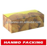 2015Custom Design Chicken Box Large Fast Food Packaging