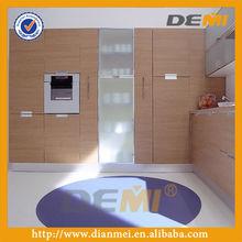large modern beech wood kitchen cabinets