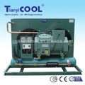 semi hermético de refrigeración unidad de condensación