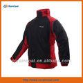 100% a prueba de agua de nylon exterior de la chaqueta y impermeable