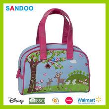 fashion style graphic kids school tote bag