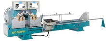 Full Automatic PVC Double Mitre Saw