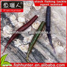 plastic soft lure/120mm 7.1g/fishing gear