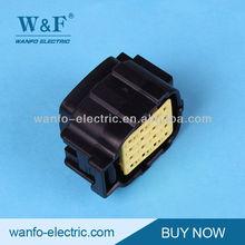 DJ7166-2-21 16 pin auto wire harness connector