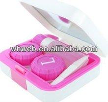 cute cartoon contact lens mate box for contact lens
