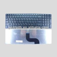 New laptop keyboard for ACER 5810 RU BR US SP LA