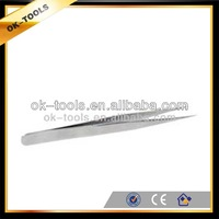 new 2014 Stainless steel pointed tweezers manufacturer China wholesale alibaba supplier