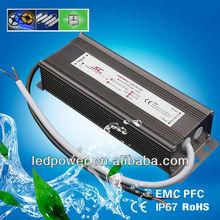 KV-12070-AS led drivers 12v PFC EMC 70W 5.8A IP67