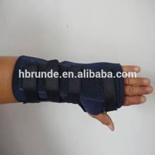 Wrist glove palm hand support elastic brace sports