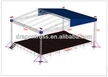 big project spigot roof truss for sale