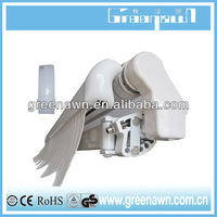 retractable folding arm awning/retractable awning mechanism
