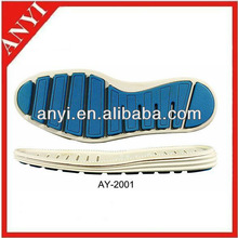 Hot eva shoe sole material for casual shoes