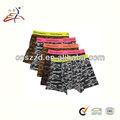 jacquard elastischen bund boxer unterwäsche